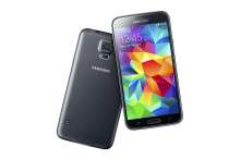 Samsung Galaxy S5 endelig i butikk