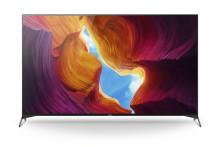 O emblemático televisor 4K HDR Full Array LED XH95 da Sony já está disponível