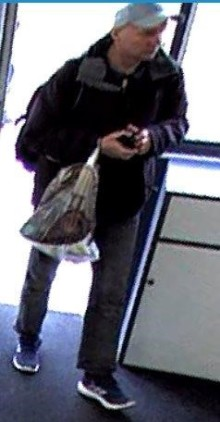 CCTV released following a theft – Bicester