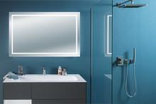 Stylés et bourrés de talents : les miroirs et armoires de toilette de Villeroy & Boch