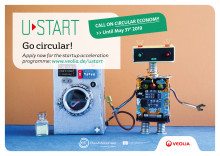 Innovative Recyclinglösungen für elektronische Abfälle, Sekundärprodukte und Verbundstoffe gesucht – Jetzt bewerben!