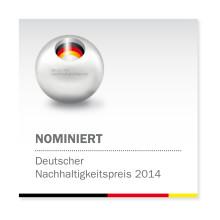 The hotel chain Scandic nominated for prestigious German Sustainability Award