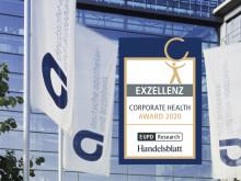 apoBank mit dem Corporate Health Award 2020 ausgezeichnet