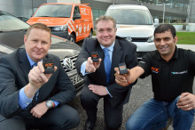 RAC telematics deal secures one millionth booking for black box installers