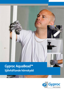 Broschyr Gyproc AquaBead