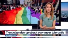 Agoria en vakbonden voorop in Antwerp Pride