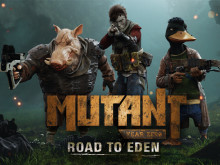 Mutant Year Zero: Funcom releases 20 minutes of raw gameplay with developer commentary