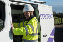 New trainee engineers for Oxfordshire in Openreach's biggest ever recruitment drive welcomed by Chancellor of the Exchequer