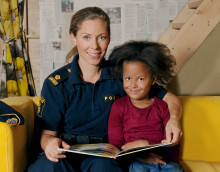 UR inspirerar föräldrar att läsa högt