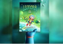 Hämnd och rymdskurkar i nya Leonora-boken