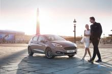 Nový Ford Fiesta – technicky nejvyspělejší malý vůz na evropském trhu