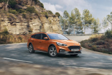 Prisdryss for nye Ford Focus i Europa