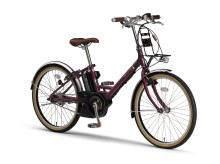 24型スポーティ電動アシスト自転車「PAS CITY-V」2021年モデル ~状況に合わせ全自動でアシスト力制御などを行う好評の「スマートパワーアシスト」を搭載~