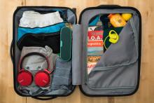 Una valigia carica di sogni e di… Sony