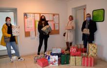 Sutter LOCAL MEDIA spendet Weihnachtspräsente an AWO-Senior*innen
