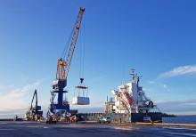 Lindbäcks is shipping units to CMP in Malmö