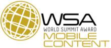 123on nominerad till World Summit Award Mobile som en av världens mest innovativa mobila applikationer