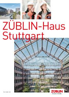 ZÜBLIN-Haus Stuttgart Broschüre 2021