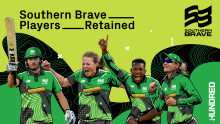 England and local stars sign up for Southern Brave