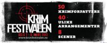 Krimfestivalen i Oslo 7.-9.mars