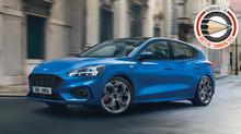 Ford Focus nomineret til Årets Bil i Danmark 2019