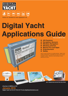 Digital Yacht Applications Guide 2016 for UK Customers