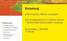 Kraft-Wärme-Kopplung: Themenabend für heutige und zukünftige Experten