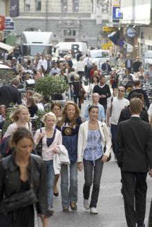 83 miljoner kronor till europeisk forskning om hållbar stadsutveckling