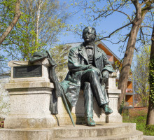 Theodor Fontane: Kurzbiographie