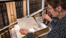 Ny digital forskaringång till Nordiska museets arkiv