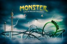 Tre års väntan är snart över - Gröna Lunds nya berg- och dalbana Monster är här