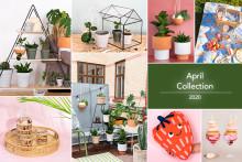 Lagerhaus presenterar årets balkong- och picknickkollektion