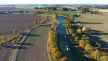 Pressinbjudan - Nya alléträd planteras Längs Göta kanal i Västergötland