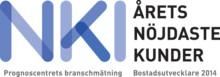 JM får sällskap av Besqab, HSB och NCC i NKI-toppen