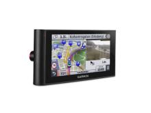 Garmin® nüviCam™ navigaattori ajotallentimella
