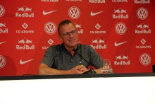 RasenBallsport Leipzig verkündet seinen neuen Cheftrainer: Ralf Rangnick