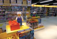 Scandlines frister med LEGO® produkter til BorderShop-priser i sommerferien