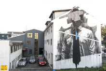 Kreikkalaistaiteilija INO toteuttaa Joensuuhun muraalin osana Upeart Festival 2019 -tapahtumaa