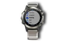 Garmin lance la quatix 5, la montre GPS marine nouvelle génération