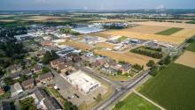 Deutsche Glasfaser baut Gewerbegebiet in Elsdorf aus