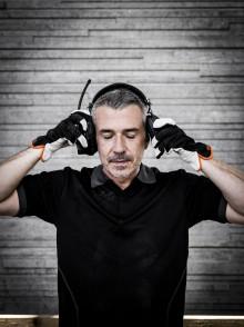 Skydda din hörsel och hör sen!