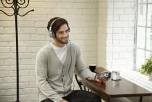 A Sony apresenta ótimas novas formas de desfrutar de música em casa da forma que mais gosta