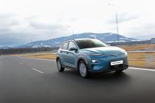 Kona Electric utnevnt til beste elbil