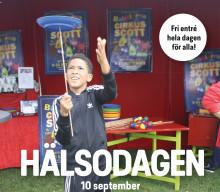 DEN STORA HÄLSODAGEN STOCKHOLM