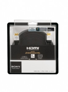 Ultimate entertainment with new HDMI cables from Sony