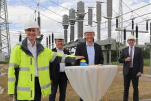 Neuer Knotenpunkt im Bamberger Stromnetz