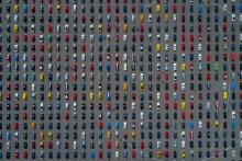 Ford stellt Weltrekord für größte Mustang-Parade auf