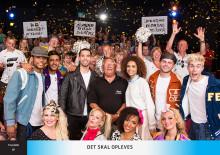 Telenor laver en U-vending på ny social kampagne