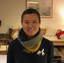 Chinesische Künstlerin Pu Yuan zeigt ihre Kranichwelt