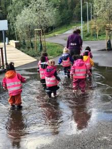 Barnets medvirkning og påvirkning i egen hverdag